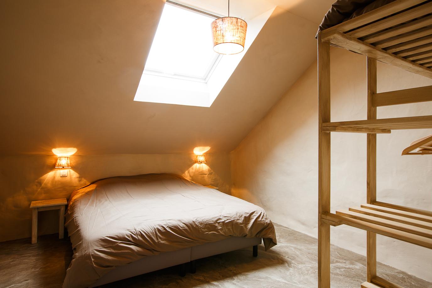 les chambres sont cosys et confortables