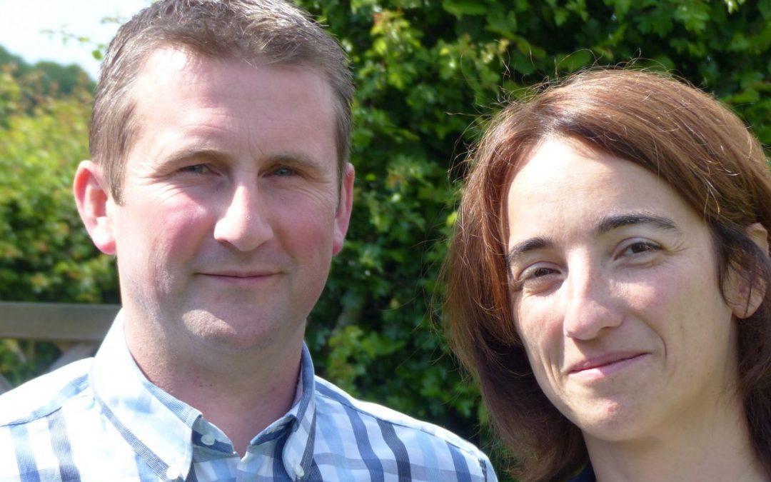 Portrait Propriétaires : Sandrine & Olivier à Jalhay