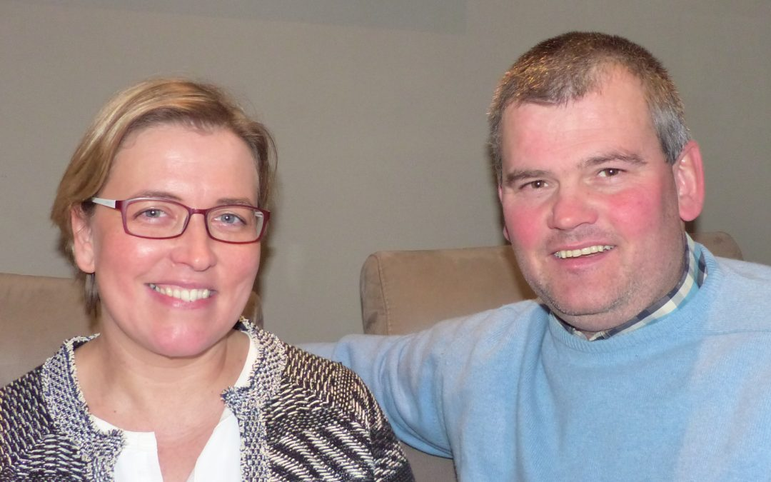 Portrait propriétaires : Catherine & Philippe à Esneux
