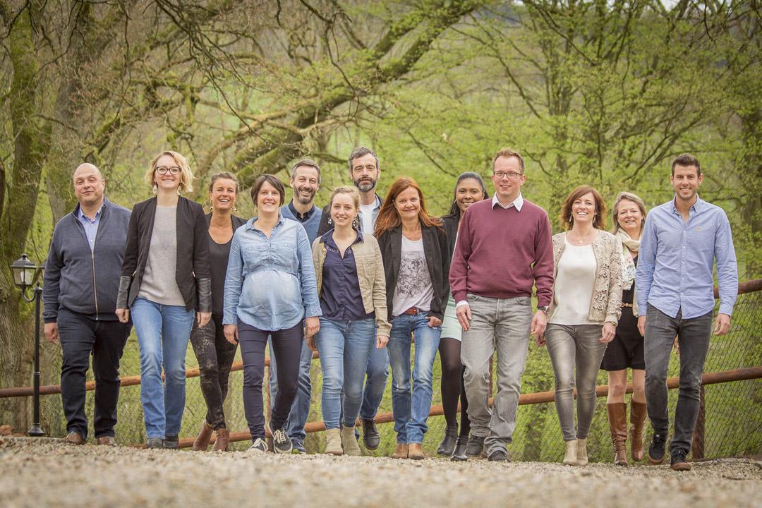 Nos conseillers auprès des propriétaires de gites en Wallonie