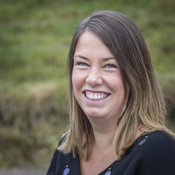 Delphine Warny en charge du développement du Guide Ardennes-Pass