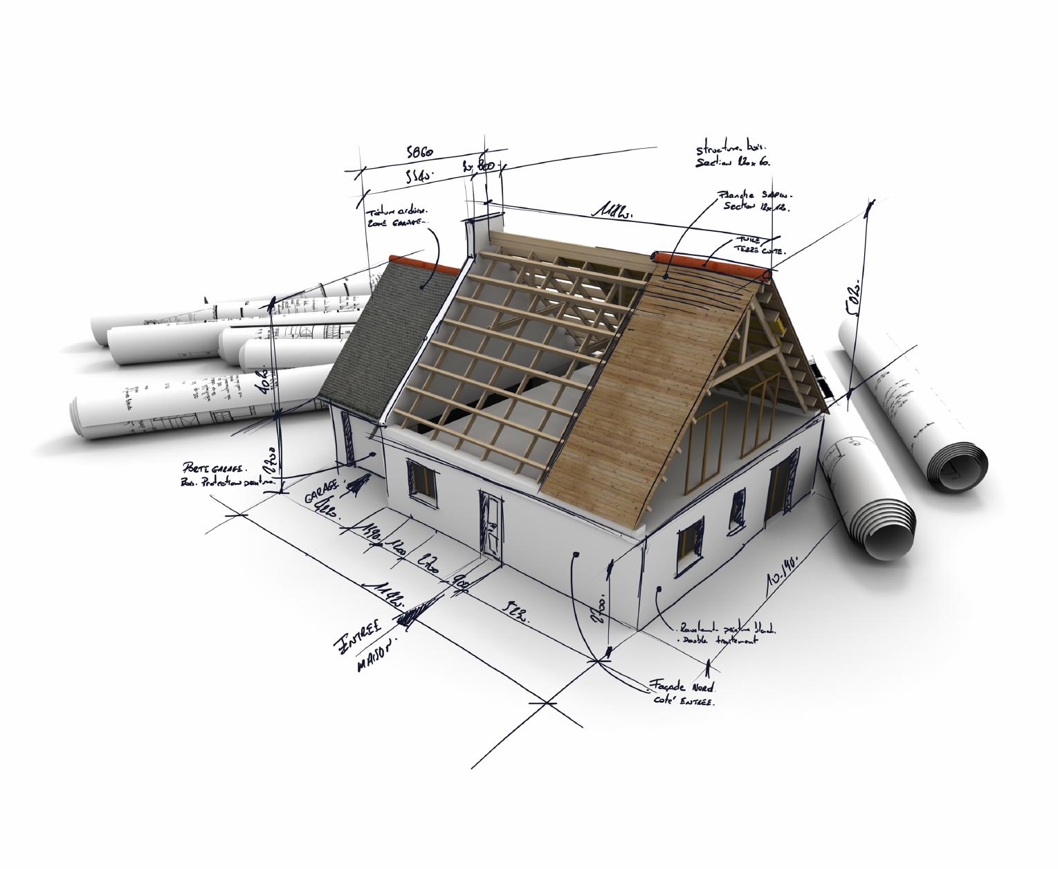 L'accord de la commune est important pour aménager sa maison de vacances