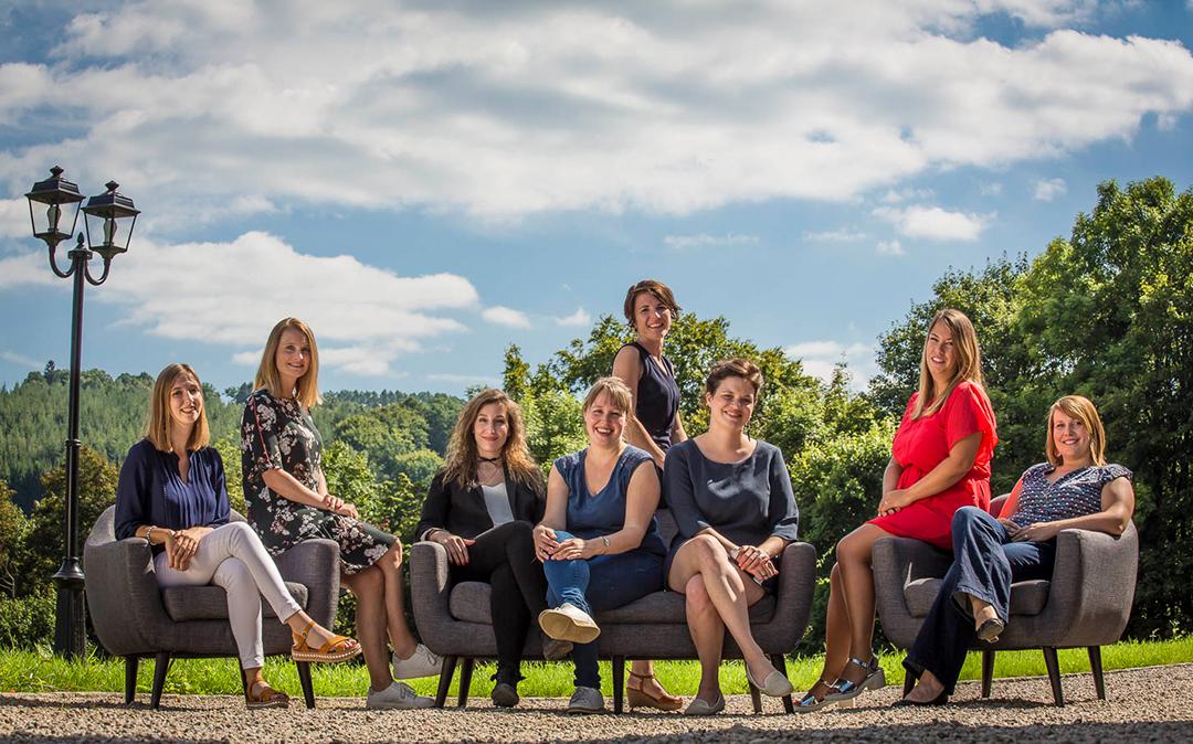 L'équipe marketing au cœur de la communication Ardennes-Etape