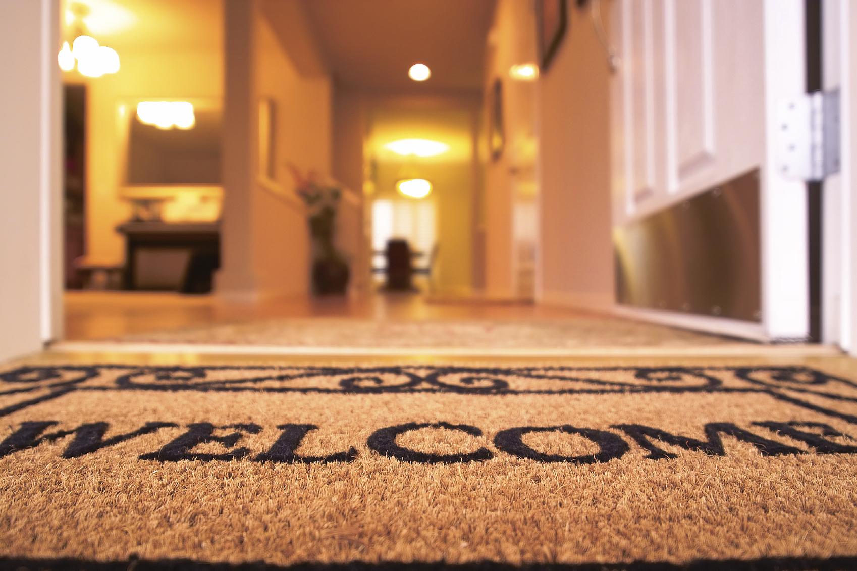le bon accueil des vacanciers est important