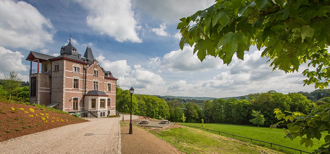 Ardennes-Etape a déménagé dans un manoir entièrement rénové