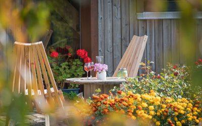 Tendance déco : aménager la terrasse de son gîte