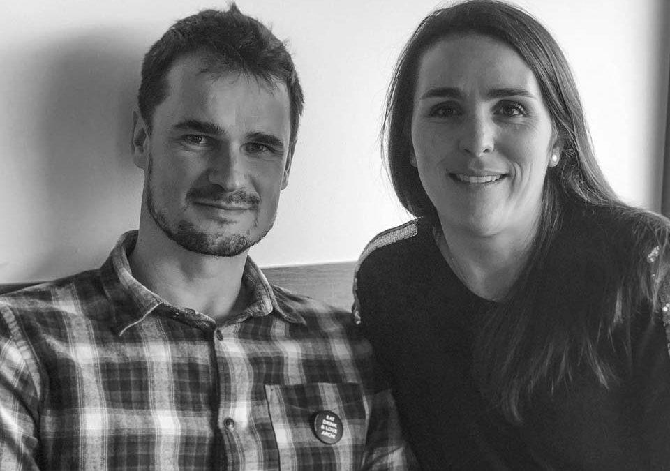 Portrait propriétaire : Elise et Julien à Libin