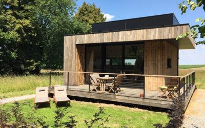 Le Wald-Cube… petit gîte, grande expérience!