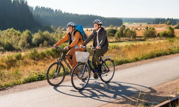 RAVeL : trip familial à vélo en Euregio