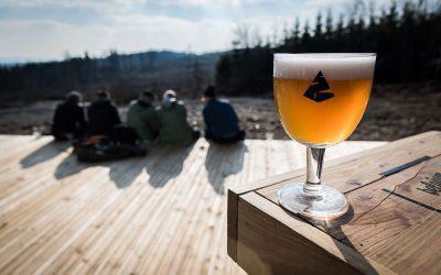 Peak Beer : brasserie et départ de balades dans les Fagnes