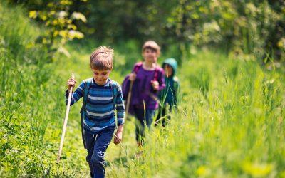 7 conseils de base pour préparer une balade avec vos enfants