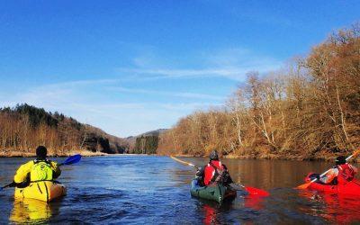 Le PackRaft, nouvelle expérience authentique en Ardenne