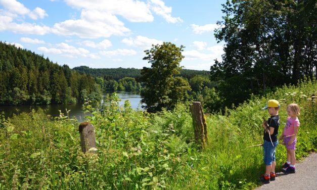 Entre Lac et Château…