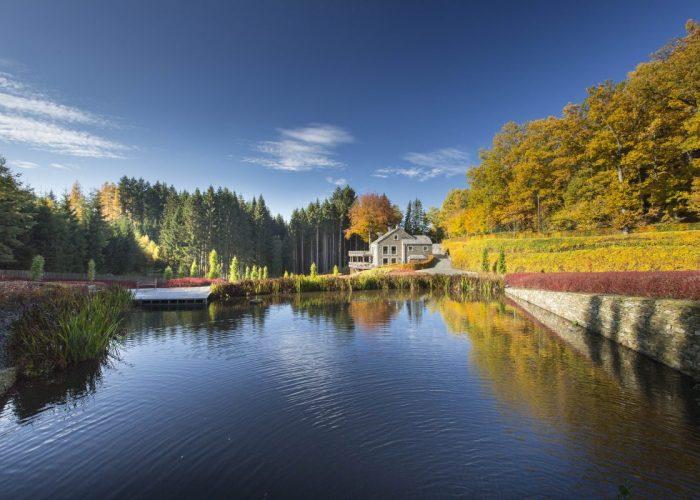 maison de vacances en pleine nature en Ardenne