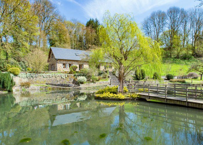 maison de vacances en Ardenne