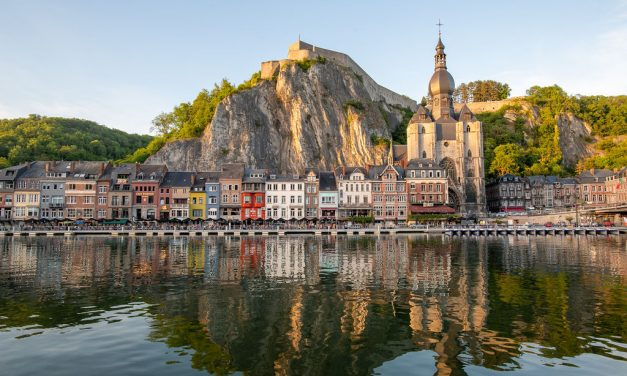 Dinant, the new place-to-be
