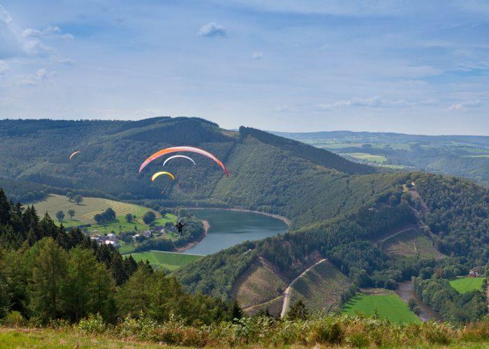 point de vue en Ardenne