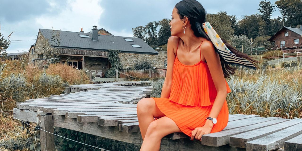 Castors, nature et gourmandise : découvrez le séjour de Zouhour dans un gîte de charme en Ardenne