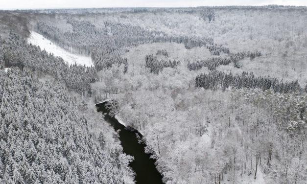 Découvrez 5 des plus belles balades à faire en Ardenne, sous la neige