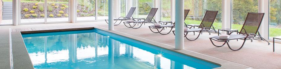 Gites avec piscine int rieure ardenne avec ardennes etape - Douche pas cher belgique ...