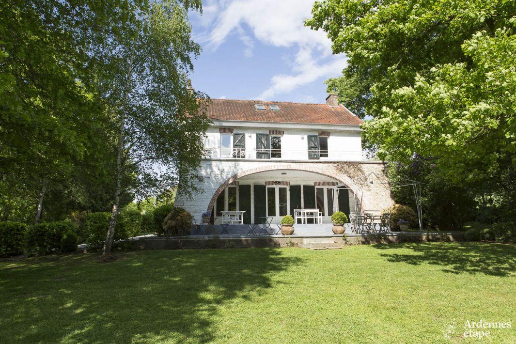 Villa de luxe avec espace wellness pour 11 personnes - Villa de vacances luxe location think ...