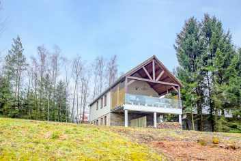Chalet à Aywaille pour 5 personnes en Ardenne