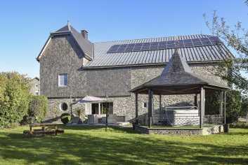 Maison de vacances à Bertrix pour 9 personnes en Ardenne