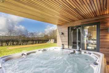 Villa de luxe à louer pour 8 personnes en Ardenne (près de Bertrix)