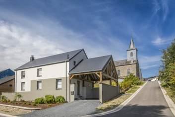 Confortable maison de vacances pour 6 personnes à Ucimont (Bouillon)