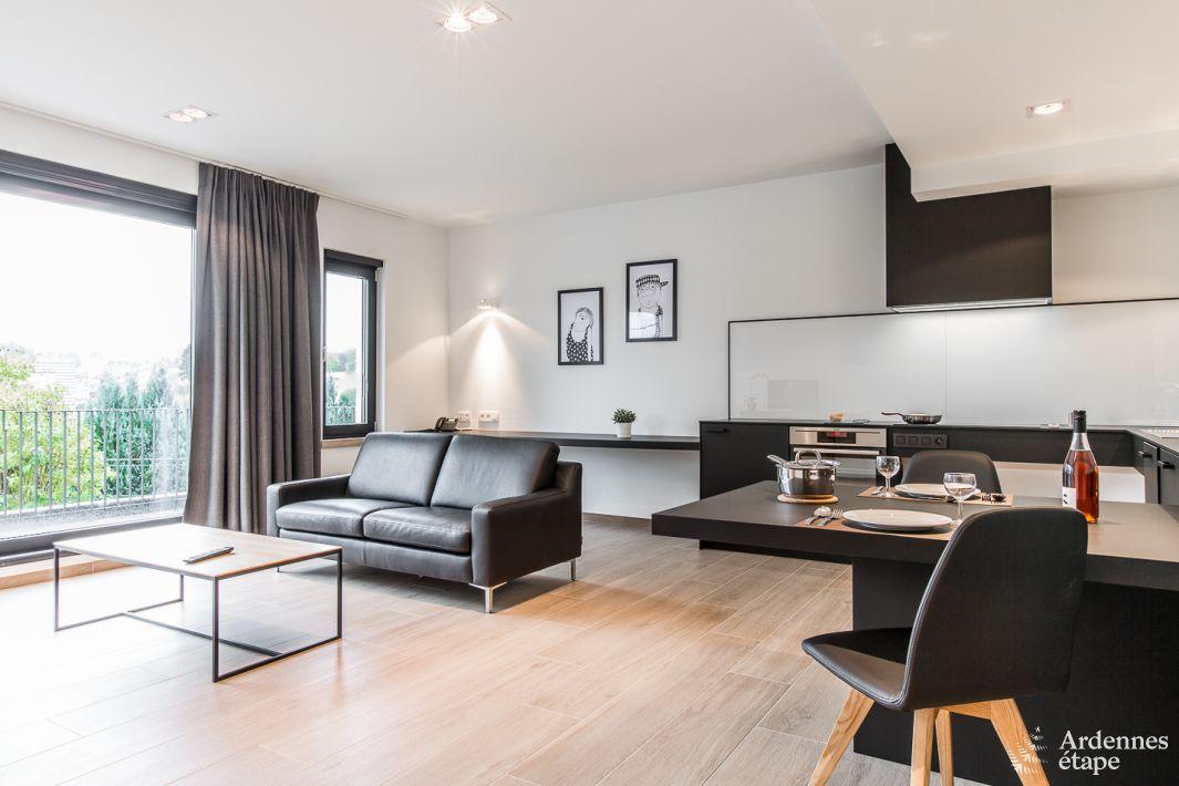 Appartement contemporain et pmr pour 2 personnes b llingen for Appartement contemporain