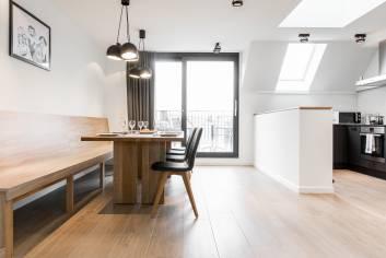 Appartement contemporain avec sauna pour 8 personnes à Bullingen