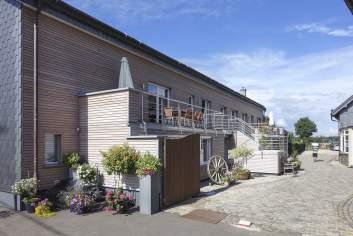Luxueux appartement de vacances pour 8 personnes à Bütgenbach