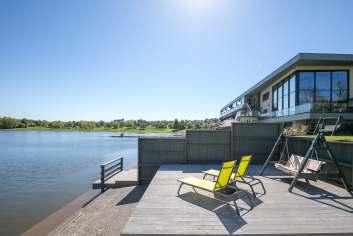 Appartement de haut standing au bord du lac de Butgenbach