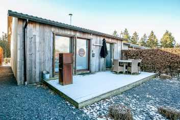 Chalet de vacances pour 6 personnes à louer à côté du lac de Bütgenbach