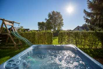 Confortable villa de vacances à louer pour 6/8 personnes à Bütgenbach
