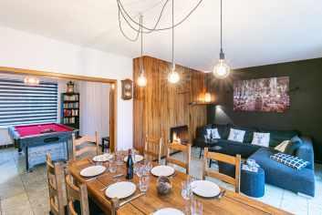 Maison de vacances à Cerfontaine pour 9 personnes en Ardenne