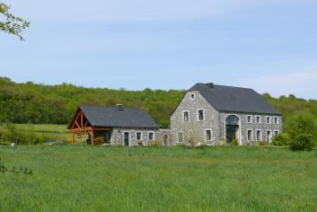 Maison de vacances à la ferme pour 2 personnes à louer à Couvin