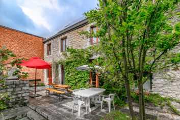 Maison de vacances à Doische pour 9 personnes en Ardenne