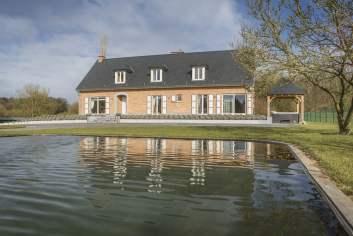 Charmante villa de luxe à Doische pour 9 personnes en Ardenne