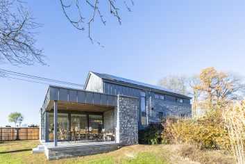 Maison de vacances à Durbuy pour 8 personnes en Ardenne