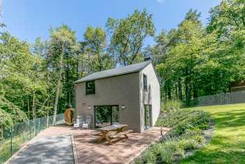 Maison de vacances 3 étoiles pour 4 personnes avec sauna proche de Erezée.