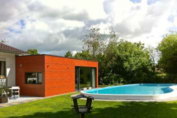 Maison de vacances avec piscine dans le jardin pour 2/4 pers. à Eupen