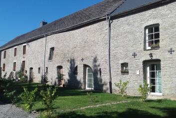 Maison rustique et contemporaine à Fauvillers pour 8 personnes