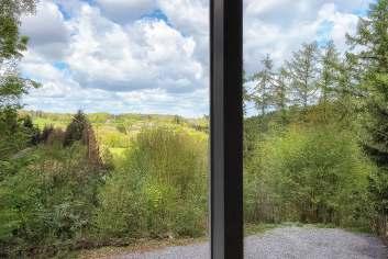 Maison de vacances pour 4 personnes avec sauna à Ferrières