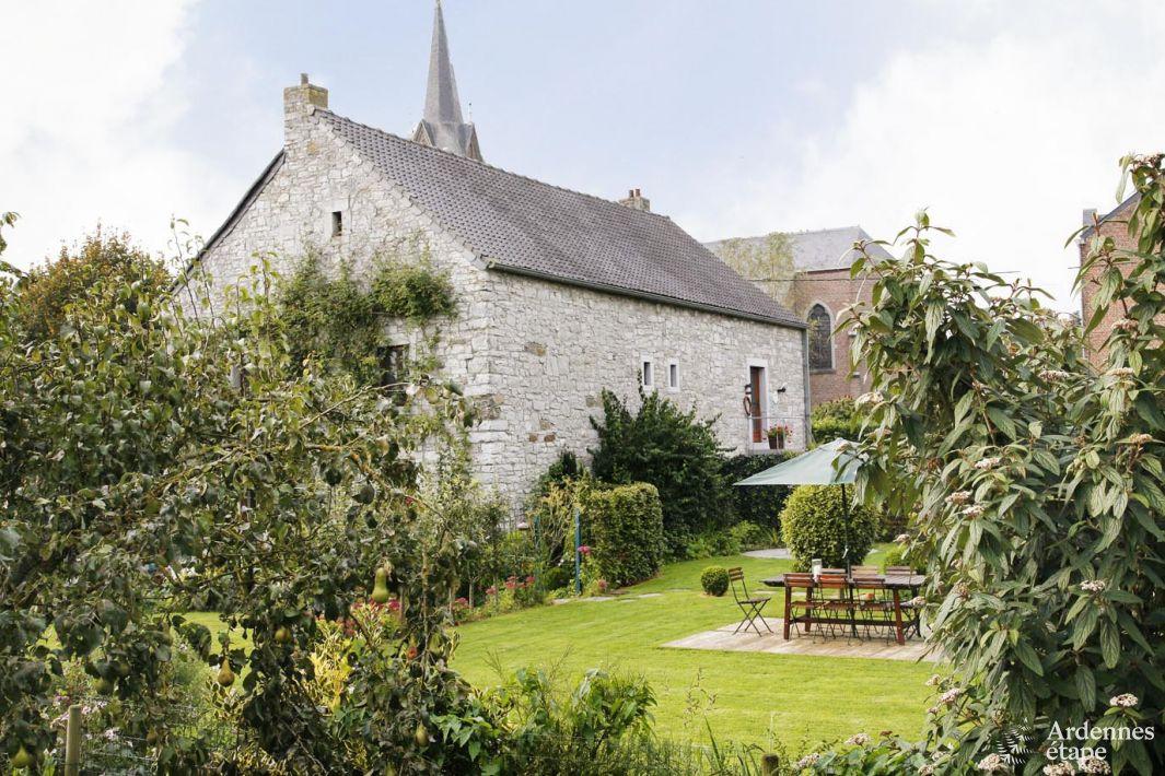 Jolie maison de vacances avec jardin louer pour 4 pers - Recherche petite maison a louer avec jardin ...