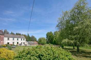 Vacances à la ferme en Ardenne pour 9 personnes (Froidchapelle)