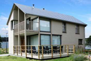 Villa de vacances pour 6 personnes avec sauna extérieur à Froidchapelle