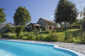 Maison de vacances avec piscine pour un séjour en famille à Gouvy