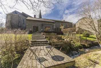 Maison de vacances à Houffalize pour 8 personnes en Ardenne