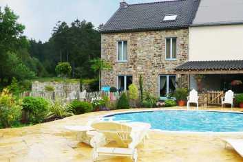 Maison de vacances à Jalhay (Spa) pour 9 personnes en Ardenne